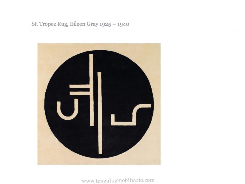 St. Tropez de Eileen Gray
