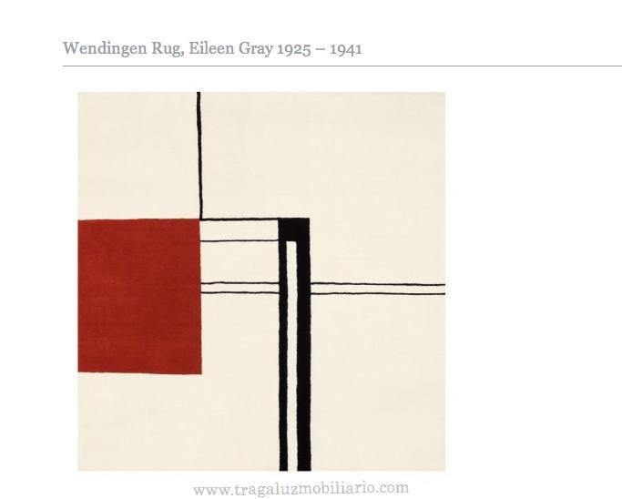 Wendingen de Eileen Gray