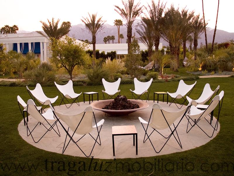 Sill n bkf butterfly mobiliario de dise o en for Oferta sillas jardin
