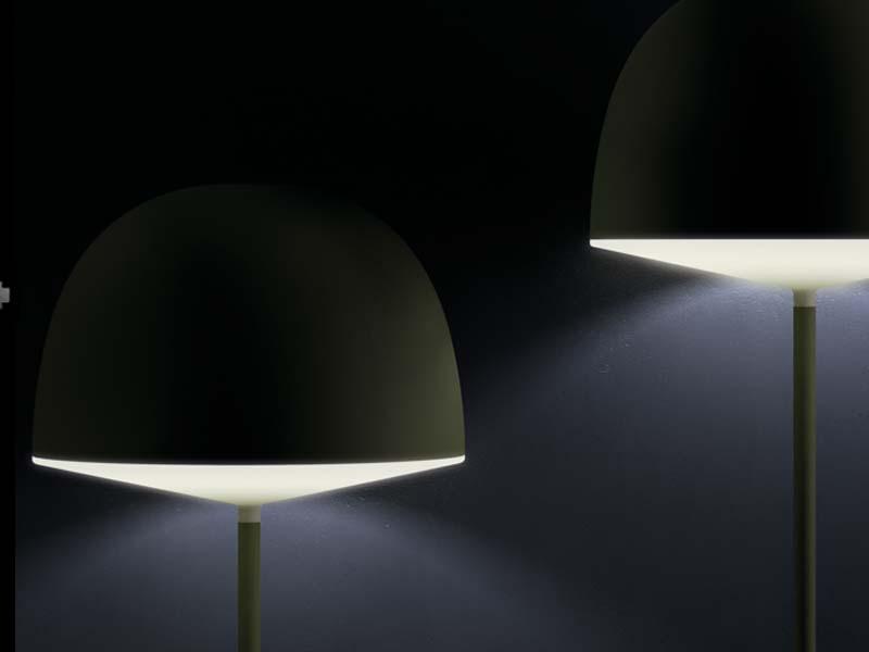 lampara cheshire de fontana arte