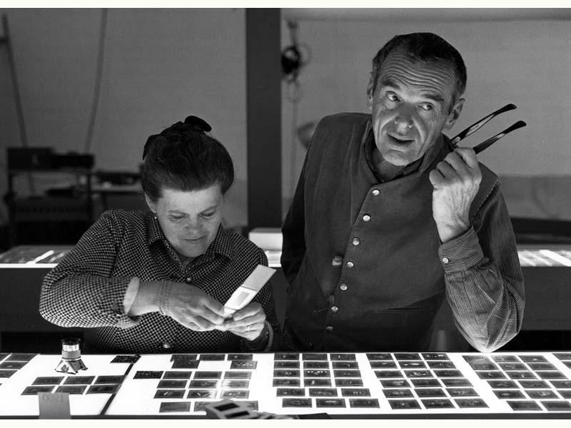 10 Curiosidades de los Eames