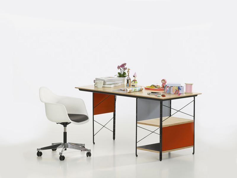 Eames desk unit edu mobiliario de dise o en valladolid for Mobiliario eames