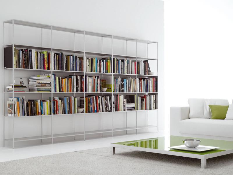 Librería Minima 3.0 de MDF Italia