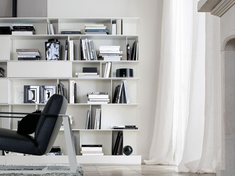 Librería Skip de Studio Kairos para Poliform