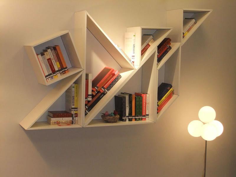 Librería Tangram de Lago