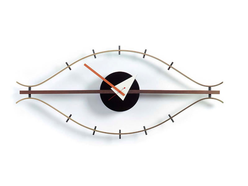 Eye Clock de George Nelson