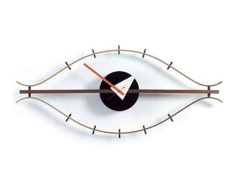 Eye Clock de George Nelson