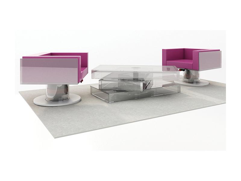 01 armchair koolhass mobiliario de dise o en valladolid for Caja laboral valladolid oficinas