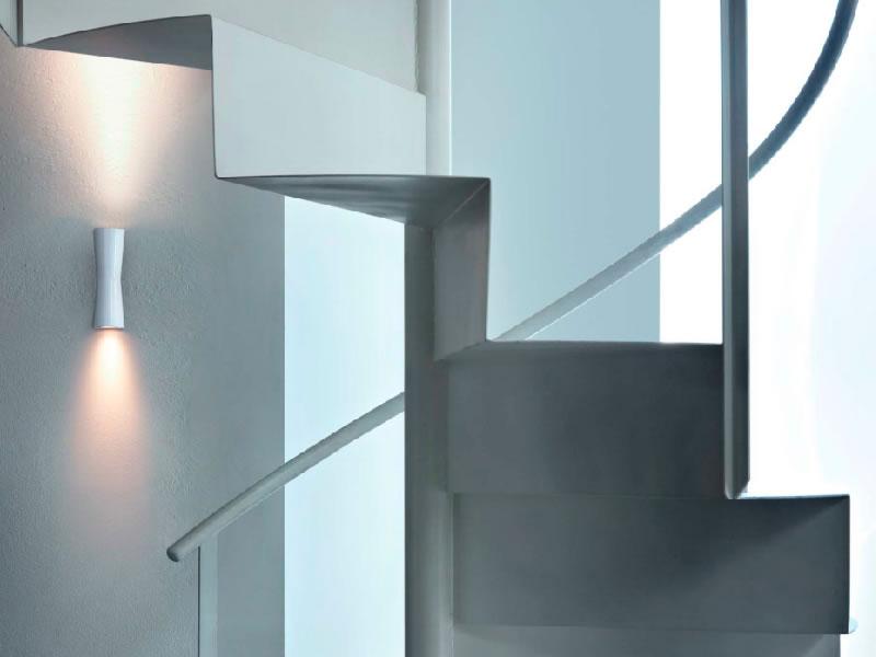 Lámpara de pared Clessidra de Antonio Citterio para Flos