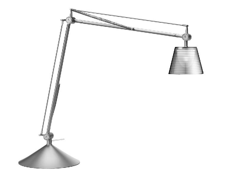 Lámpara de estudio Archimoon K de Philippe Starck para Flos