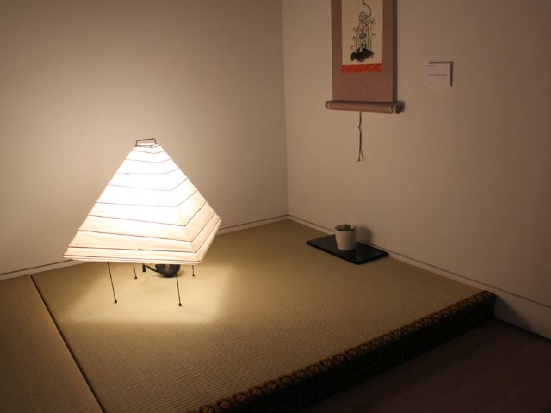 Lámpara de sobremesa Akari Light de Isamu Noguchi