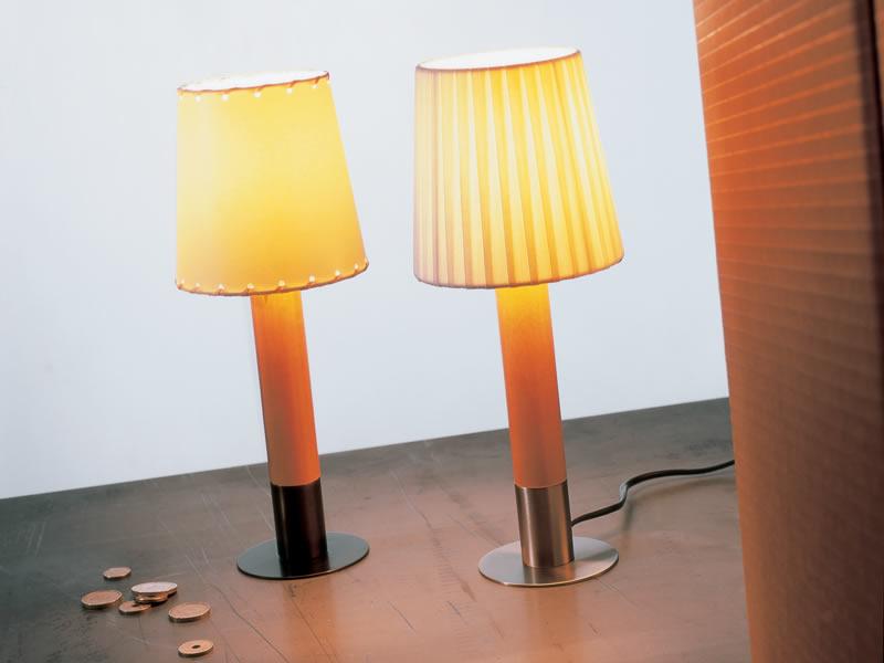 Lámpara de sobremesa Básica de Santa & Cole