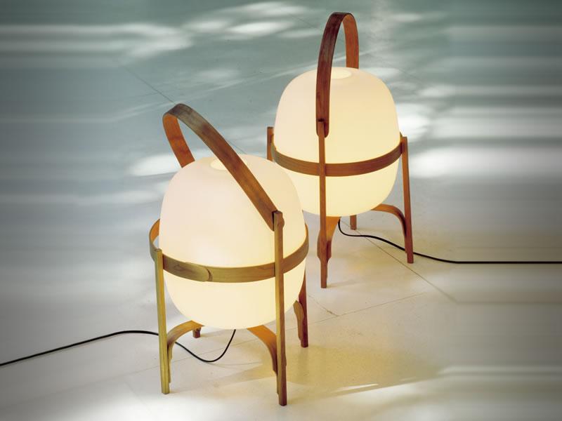 Lámpara de sobremesa Cesta de Santa & Cole