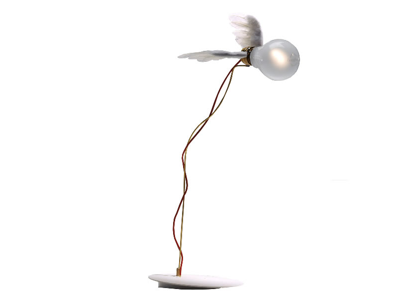 Lámpara de sobremesa Lucellino de Ingo Maurer