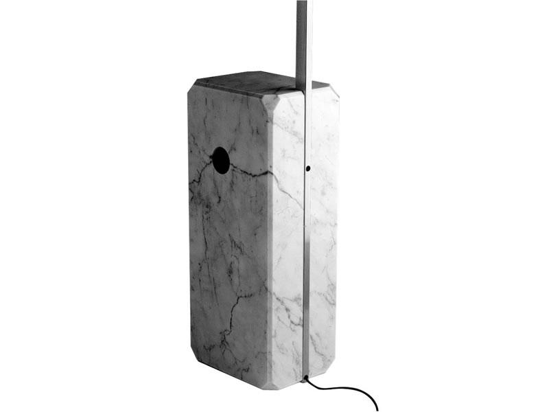 Lámpara de suelo/pie Arco de Flos