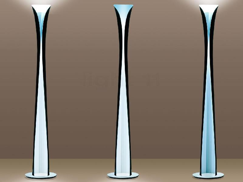 Lámpara de suelo/pie Cadmo de Karim Rashid para Artemide