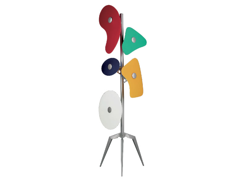 Lámpara de suelo/pie Orbital de Ferruccio Laviani para Foscarini
