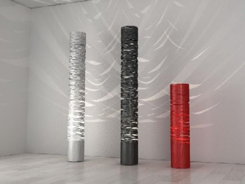 Lámpara de suelo/pie Tress de Marc Sadler para Foscarini