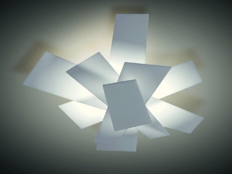 Lámpara de suspensión Big Bang de Foscarini