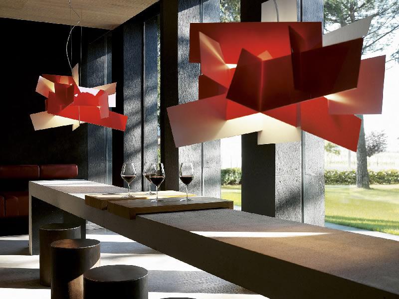 big bang de foscarini mobiliario de dise o en. Black Bedroom Furniture Sets. Home Design Ideas