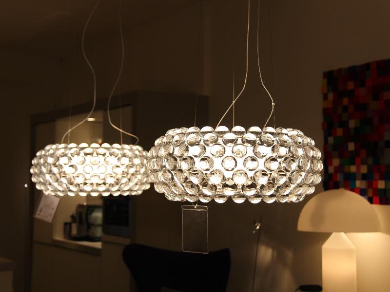 Lámpara de suspensión Caboche de Foscarini