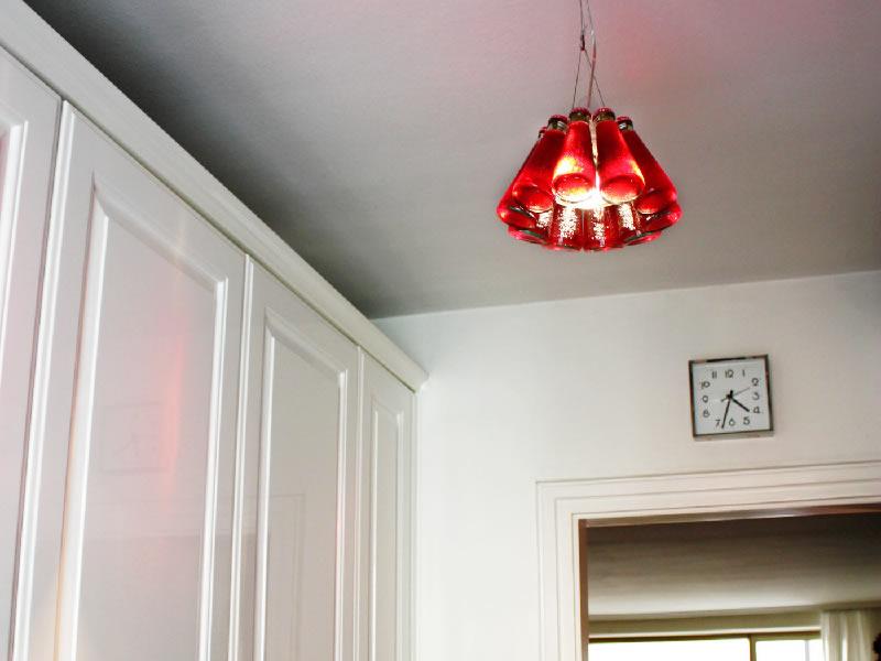 Lámpara de suspensión Campari Light Ingo Maurer