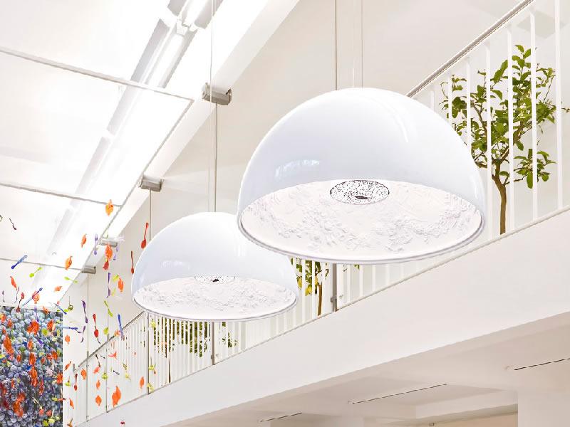 Lámpara de suspensión Skygarden de Flos