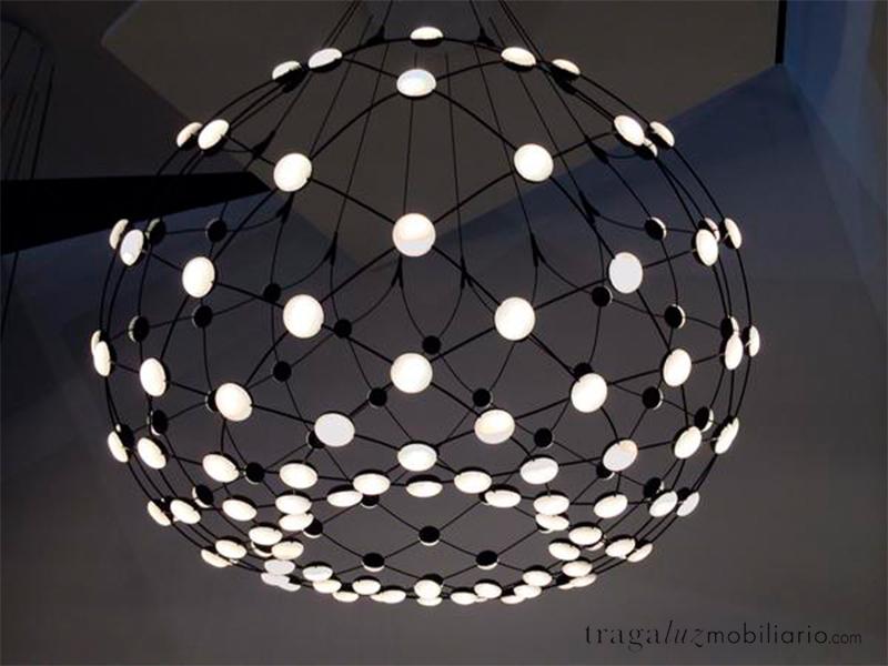 Lámpara de suspensión LED MESH