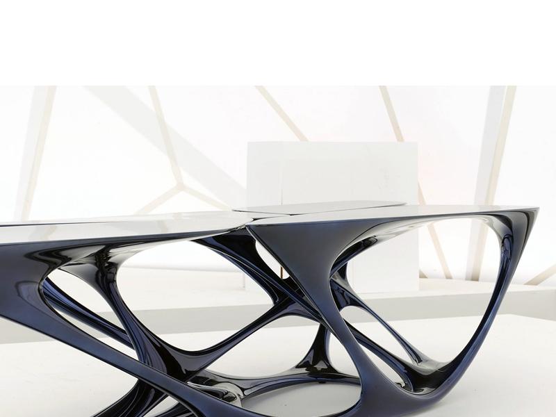 Mesa de Zaha Hadid