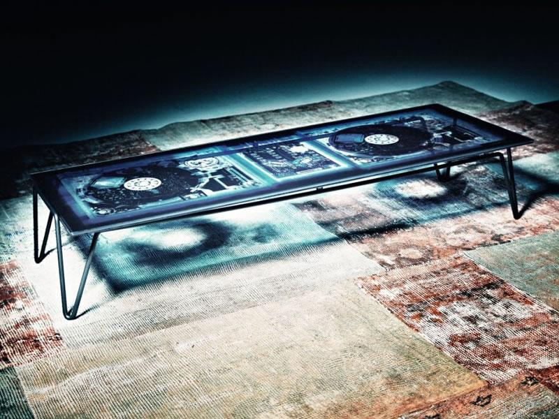 Mesas de centro Diesel para Moroso