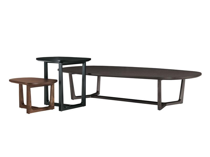 Mesa de centro Tridente de Emmanuel Gallina para Poliform
