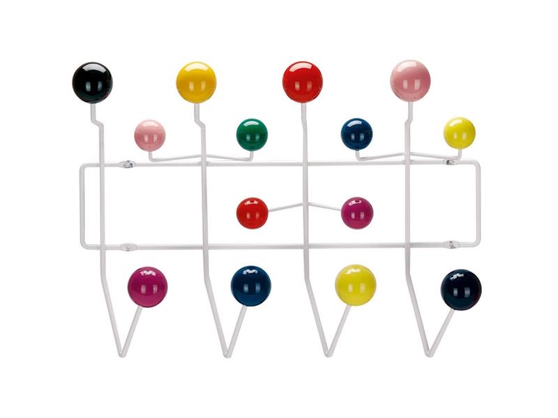 Hang It All de Charles & Ray Eames para Vitra