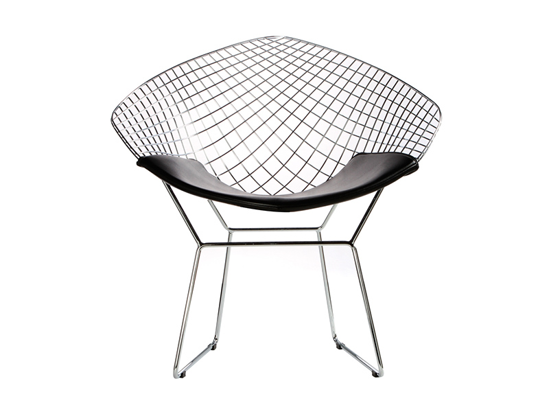 Diamond Chair de Harry Bertoia