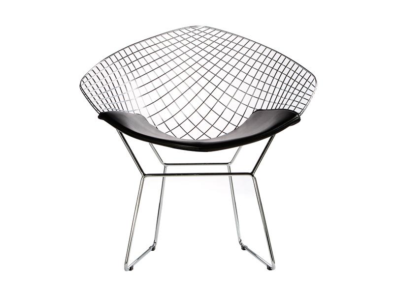 Diamond Chair de Harry Bertoia