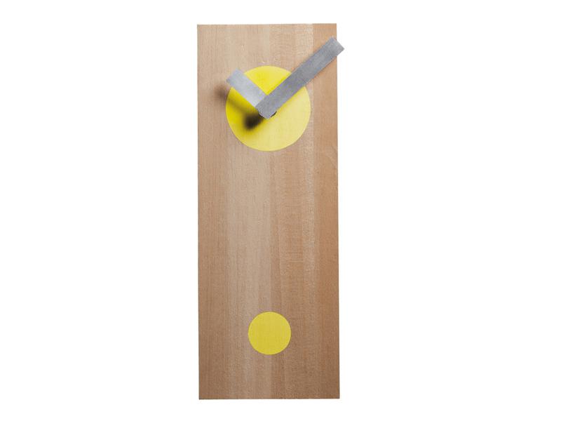 Reloj de p ndulo steeldon mobiliario de dise o en - Reloj de pared diseno ...
