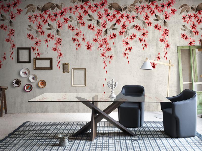 Revestimientos mobiliario de dise o en valladolid for Decoracion con espejos en paredes