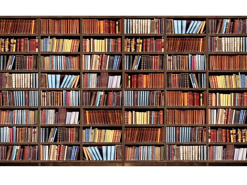 Revestimiento shelf mobiliario de dise o en valladolid - Estanterias diseno para libros ...