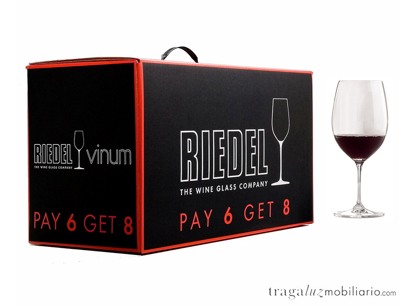 Packs de regalo Riedel