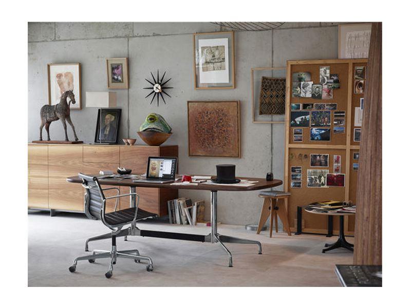 Aluminium group oficina de charles ray eames mobiliario for Oficinas de empleo valladolid