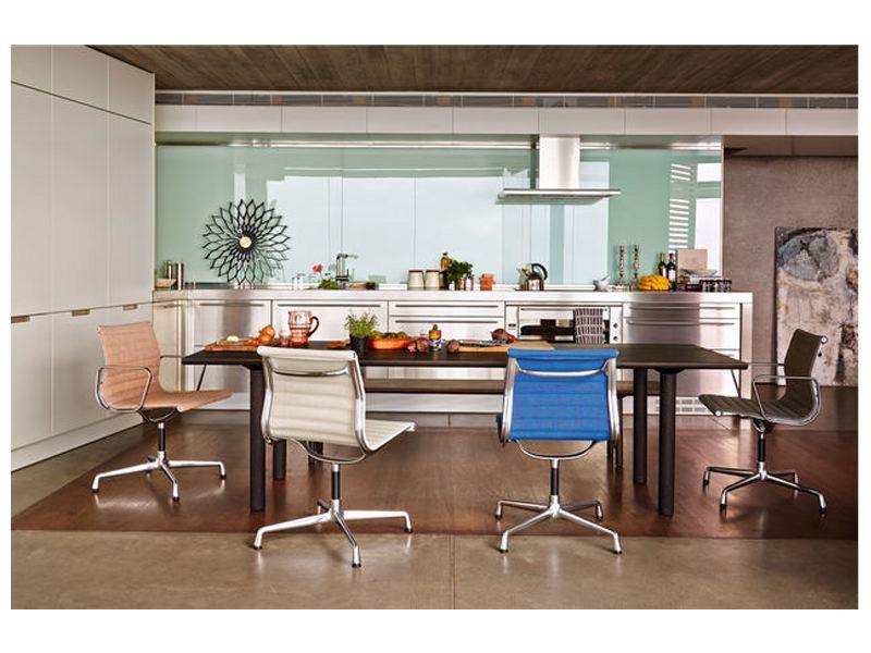 Aluminium group de charles ray eames mobiliario de for Mobiliario eames