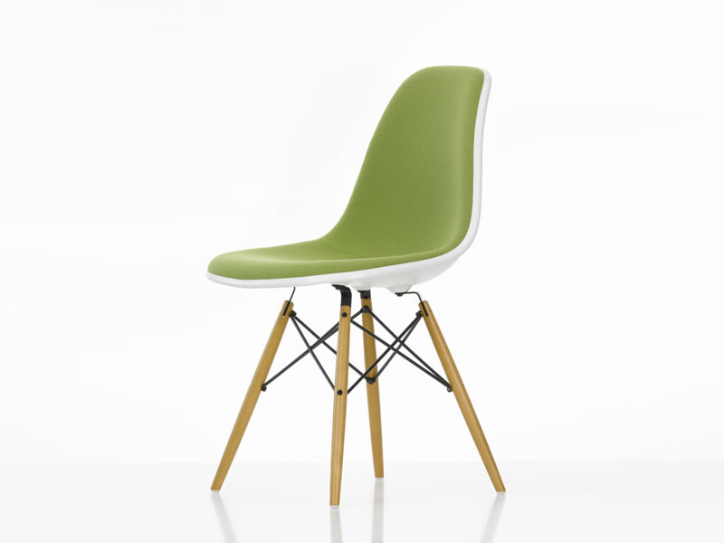 Silla Eames Plastic Chair de Vitra