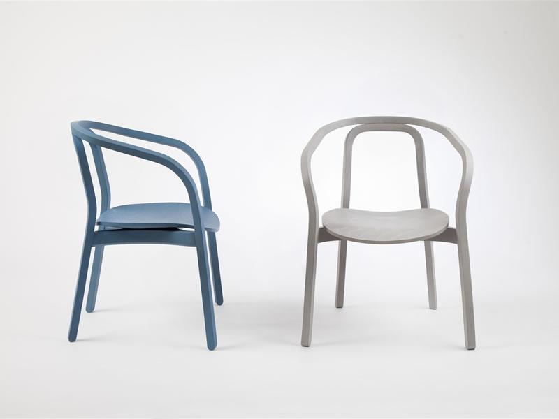 Silla Evoque de Stephanie Jasny para Miniforms