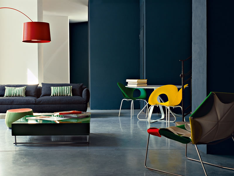 Silla Ripple Chair de Ron Arad para Moroso