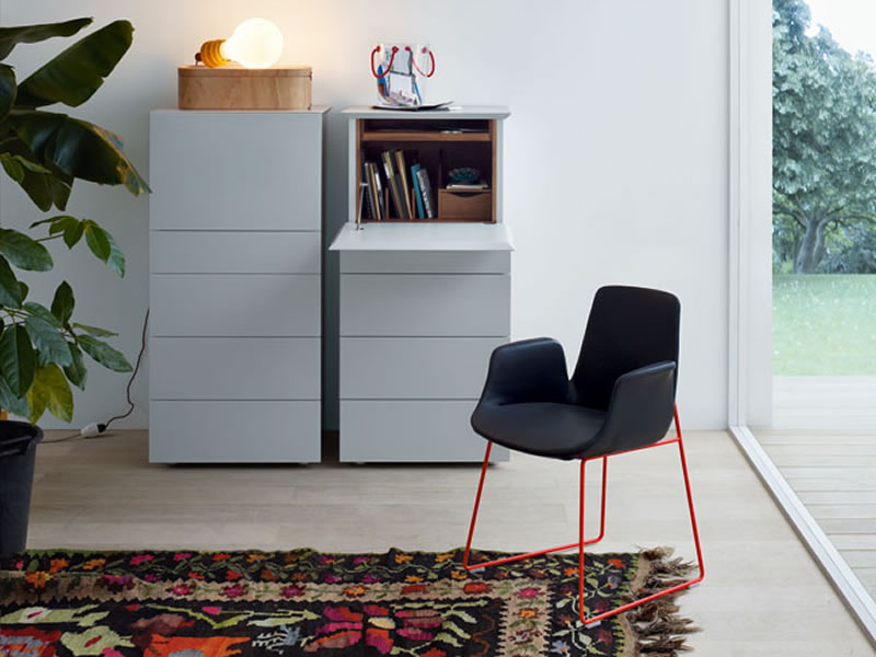 Silla Ventura lounge de Poliform