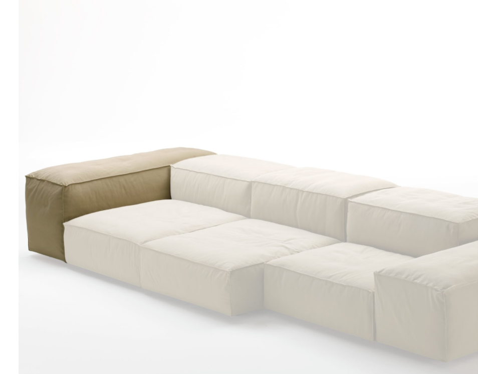 Living Divani Extra Soft Sofa: Extra soft - design piero ...