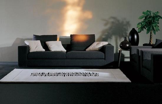 Sofa Loft de Margarita Viarnés para Temas V