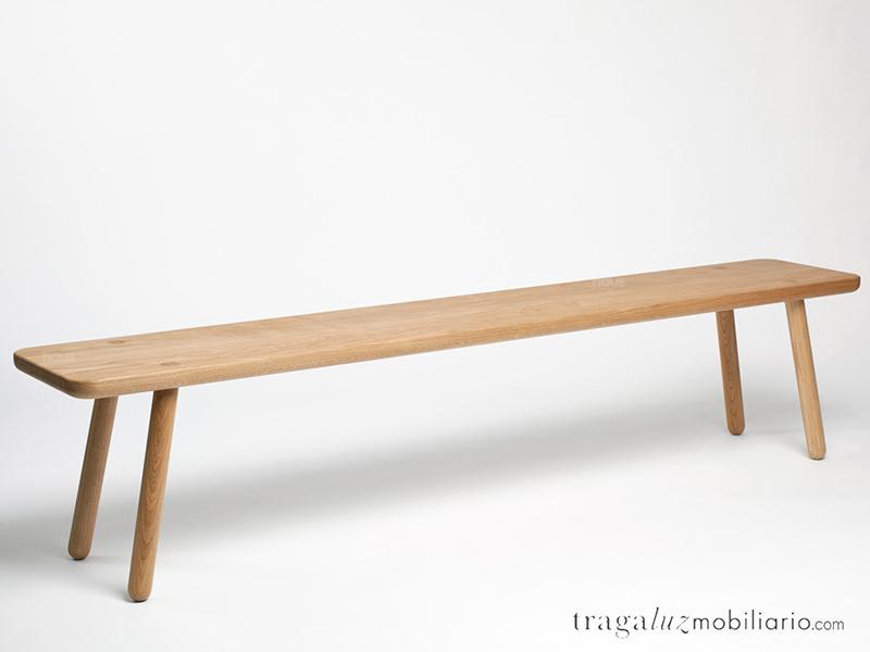 Wood Bench de Vitra