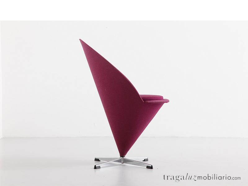 Cone Chair de Verner Panton para Vitra