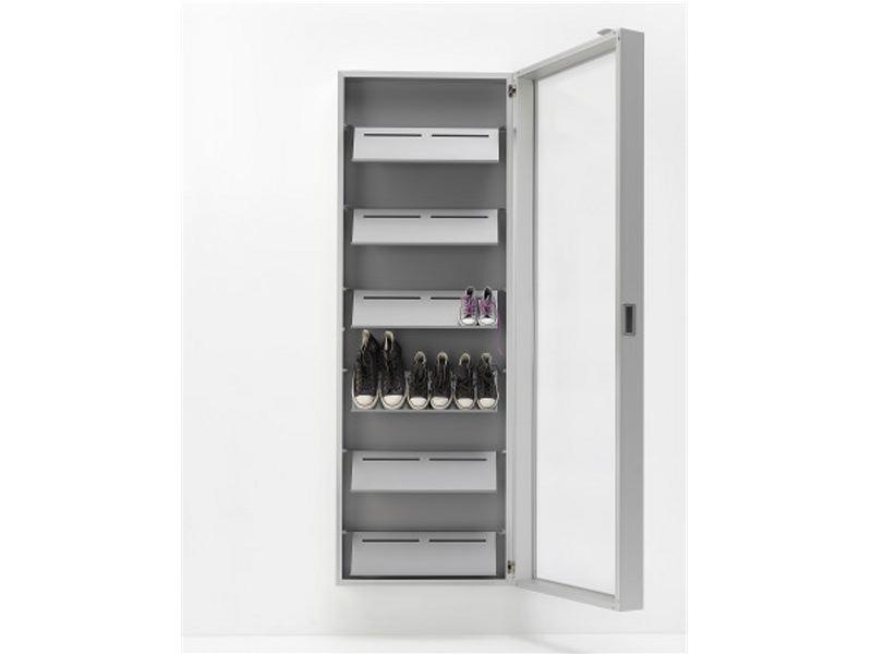 Box de kristalia mobiliario de dise o en valladolid for Mueble zapatero metalico